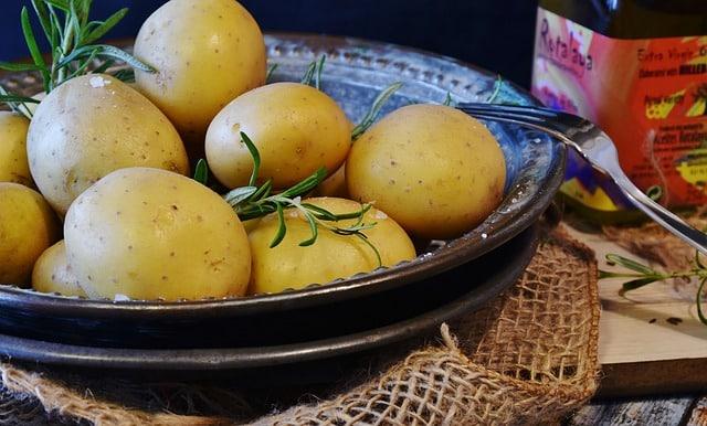 Какие витамины содержит картофель
